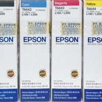 Epson Ink Bottle T6641 Black