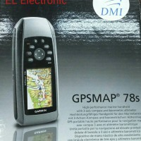 GPS Map Garmin 78S (Including Memory Card 2GB)