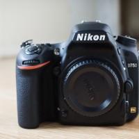 Nikon D750 FX-format DSLR New