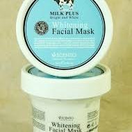Facial Mask BEAUTY BUFFET Q10 Milk Plus whitening