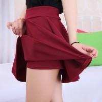 Flare Skirt Rok A-line Celana Fashion Korea Baju Dress Blazer ( 3001 )