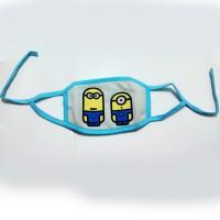 Jual Masker hidung dan Mulut Desain Minion - Kab. Bogor ...