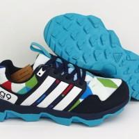 sepatu olahraga adidas climacool GSG 9 import ( aerobik, running )