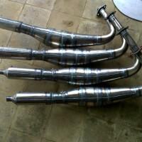 harga knalpot racing Yamaha RX King Tokopedia.com
