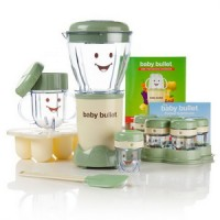 Magic Baby Bullet Food Processor Blender - Paket Lengkap Makanan Bayi