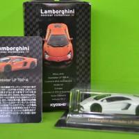 Kyosho 1/64 Lamborghini Aventador LP700-4