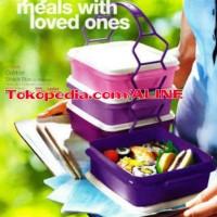 Tupperware - Outdoor Snack Box 900ml MAKAYSIA - RANTANG