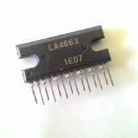 harga LA4663 ( BTL 2-channel power amplifier IC ) Tokopedia.com