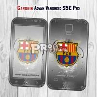 Garskin Advan Vandroid S5E Pro Gambar Barcelona