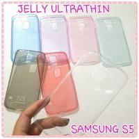 harga Ultrathin Case Silikon Samsung S5 (cover, Casing Silicon) Tokopedia.com