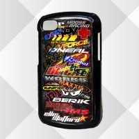 harga Casing BlackBerry Q10 Motocross Stickerbomb VForce Tokopedia.com
