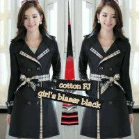 Girls N Blazer Black