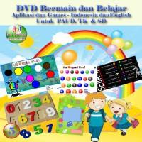 DVD Bermain dan Belajar untuk PAUD/TK/SD Vol 5
