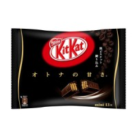 [BAG/isi 12pc minis] Kitkat Dark Chocolate / Choco