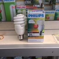Lampu Philips Tornado 20W Kuning (Warm White)