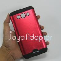 Hardcase Almunium Samsung E7 Merah
