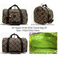 Kipling 314 GYM Bag - Tas Travel 2 Fungsi - Suprem