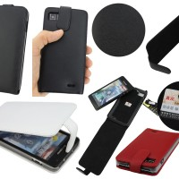Doormoon Wallet Leather Flip Case Lenovo K860