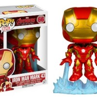 FUNKO POP - IRONMAN MARK 43 AVENGERS 2