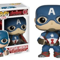 FUNKO POP - CAPTAIN AMERICA AVENGERS 2