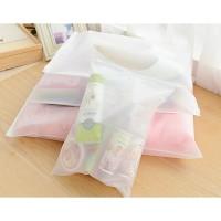 Zipper Storage Bag - Extra Small / Kantong Plastik Transparant