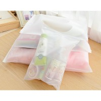 Zipper Storage Bag - Extra Large / Kantong Plastik Transparant