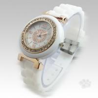 Chanel Rubber Vera (Putih)