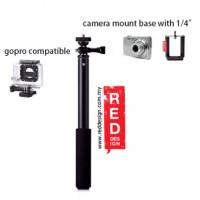 Tongsis / monopod untuk kamera gopro , sjcam, actioncam