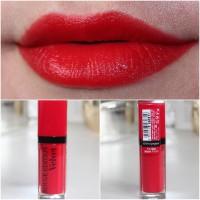 Lipstick Bourjois Rouge Velvet HOT PEPPER Termurah Ori