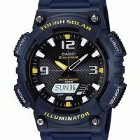 casio AQS810W-2av jam tangan pria original resmi garansi 1 tahun murah