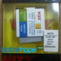 Baterai Battery Double Power Samsung Galaxy S Advance GT-i9070 Vizz