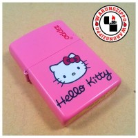 Zippo Logo Hello Kitty kw super