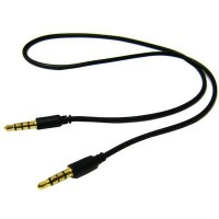 harga Aux Audio Cable 3.5mm Stereo Jack Plug To 3.5mm Tokopedia.com