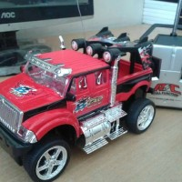KING DRIVER RC CAR ( mobil truck Mobil Remote Control, )