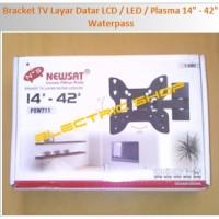 harga Bracket Tv Layar Datar Lcd / Led / Plasma 14