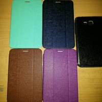leather case samsung tab 3V T116 ( softcase samsung tab 3 V )