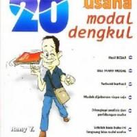 20 Peluang Usaha Modal Dengkul