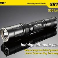 [M.G]Senter NITECORE SRT6 LED CREE XM-L (XM-L2 T6) 930 Lumens