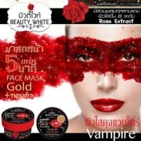 Masker Vampire / Vampire Face Mask