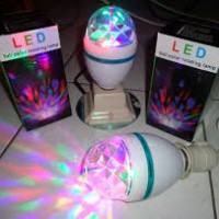 LAMPU LED MINI PARTY LIGHT