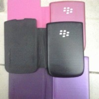 flip cover lepas tutup baterai for blackberry torch 9800