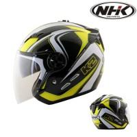 harga Helm Nhk Gladiator K2 Double Visor Tokopedia.com