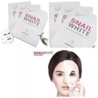LARIS YA Snail White Mask Masker Wajah Pembersih Kulit / Komedo / Jerawat