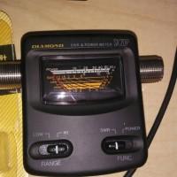 Diamond SWR & Power Meter Analog  VHF