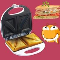 Kenwood Sandwich Toaster Bread Cake Maker Pemanggang Roti Burger Selai