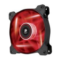 Corsair AF120 LED RED 12CM Fan - Best For Case Cooler