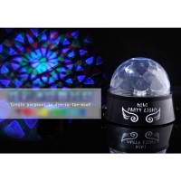 Laser Projector - Crystal Magic Ball