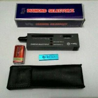 Diamond Selector II (Alat Uji Kekerasan Batu Akik, Batu Permata, Dll)