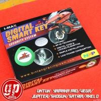 Kunci Rahasia / Alarm Motor Mio / Vega / Jupiter / Shogun / Satria / Axelo