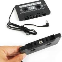 harga Cassette Tape Adapter Car Audio 3.5mm Stereo Tokopedia.com